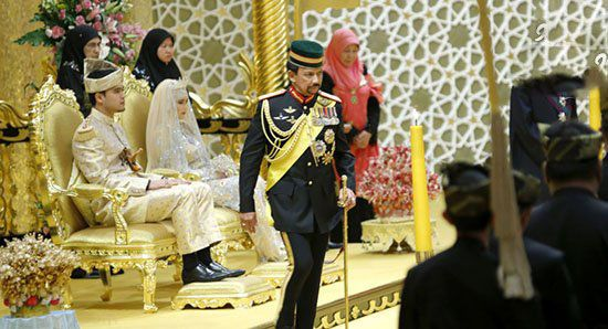 رابطه ملکه زیبایی آمریکا در حرمسرای سلطان +عکس
