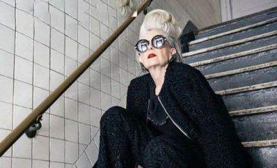 پیرترین مدل جذاب و زیبای دنیای مد را بشناسید