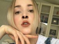 مد جدید زیبایی دختران که عجیب و خنده دار است +عکس