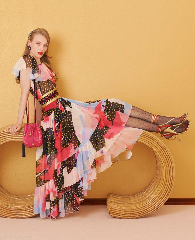 مدل های لباس مجلسی فانتزی زنانه شیک