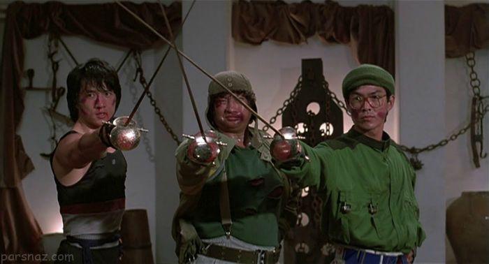 روایت های گفته نشده از زندگی جکی چان ستاره سینما