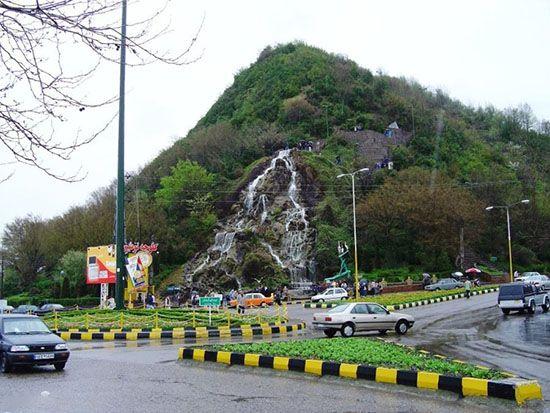 سفر به شیطان کوه جاذبه زیبای شهر رشت