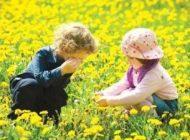 فواید بازی کودکان در محیط باز و فضای سبز