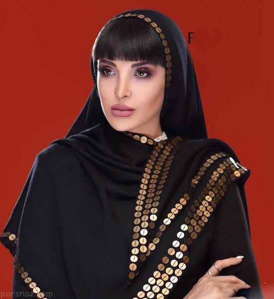مدل های شیک و زیبای شال زنانه برند FartatScarf