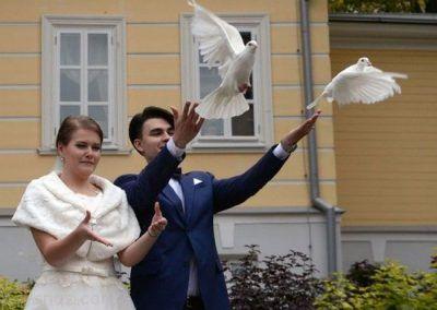 ازدواج جنجالی این زن و شوهر در باغ وحش +عکس