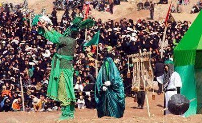 برگزاری بزرگ ترین تعزیه کشور با 250 تعزیه خوان