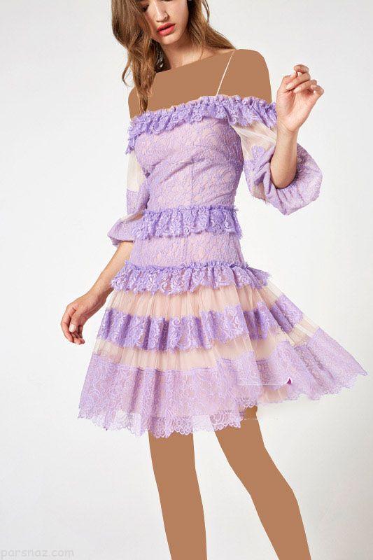 مدل های جدید لباس مجلسی برند Blumarine