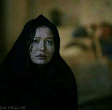 عکسهای جدید نورگل یشیلچای در فیلم ایرانی