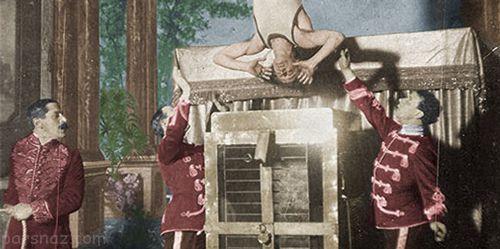 عجیب ترین ترفندهای شعبده بازهای جهان را بشناسید
