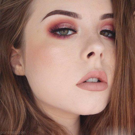 انواع مدل های آرایش مجلسی شیک و جذاب