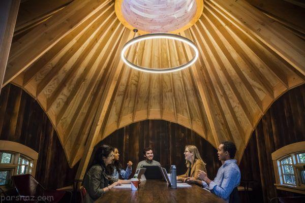 دفتر جدید و رویایی مایکروسافت برای کارمندانش