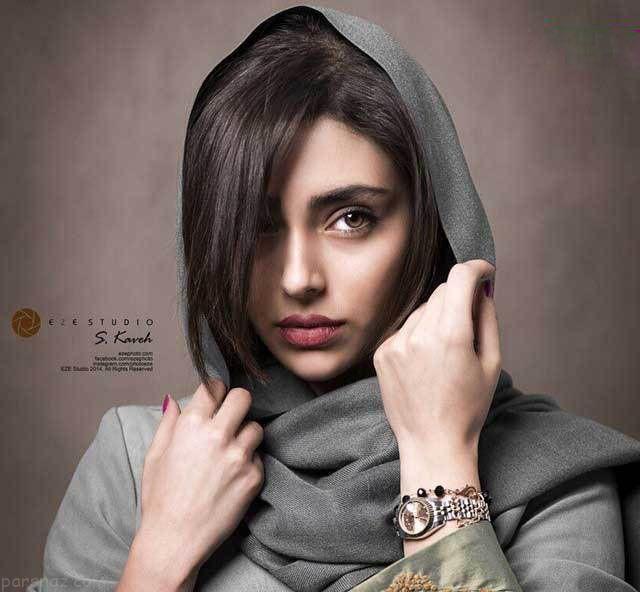بیوگرافی کامل هستی مهدوی فر بازیگر جوان ایرانی