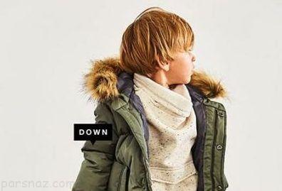 جدیدترین مدل های کاپشن بچگانه پسرانه
