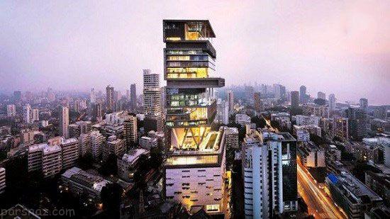 گران قیمت ترین خانه های لاکچری دنیا را بشناسید