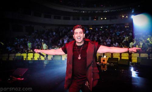 گفتگوی خواندنی با فرزاد فرزین خواننده محبوب