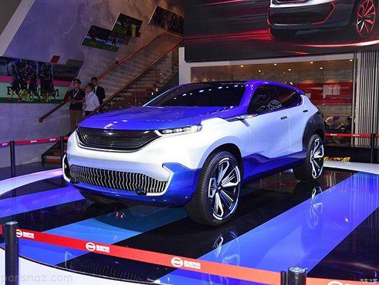 معرفی خودروهای برتر مفهومی برندهای چینی