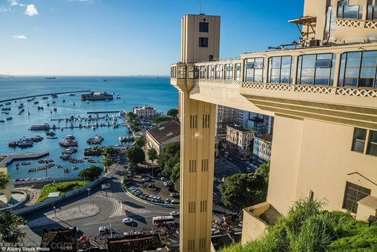 اوج هیجان در سریع ترین آسانسورهای دنیا
