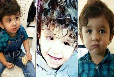 اعترافات جدید و تکان دهنده قاتل اهورای دو ساله در رشت