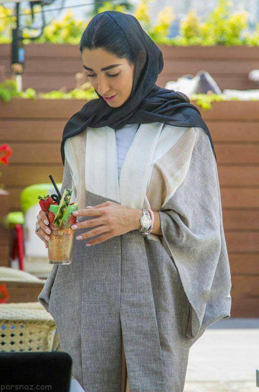 شیک ترین مدل های مانتو ایرانی برند Porochista