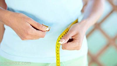 قدم به قدم با کاهش وزن و لاغر شدن