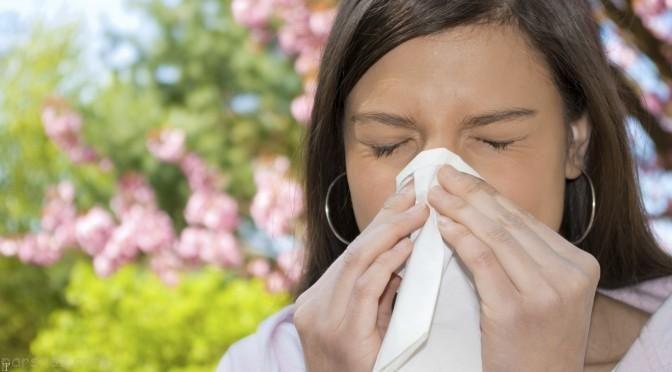 معرفی انواع آلرژی ها و راه های درمان آن