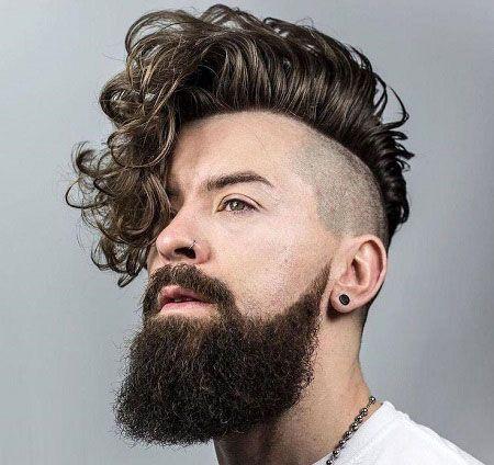 جدیدترین مدل موهای مردانه و پسرانه 2018