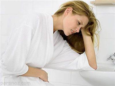 17 علت اصلی درد زیر شکم خانم ها
