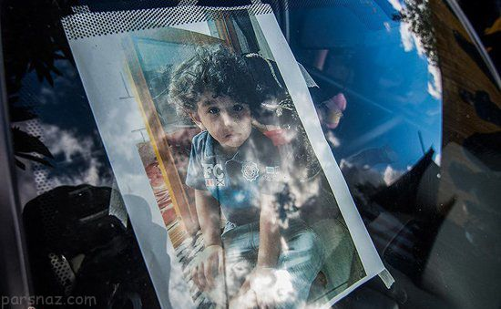 اهورای دو ساله کودک قربانی تجاوز در خاک آرام گرفت