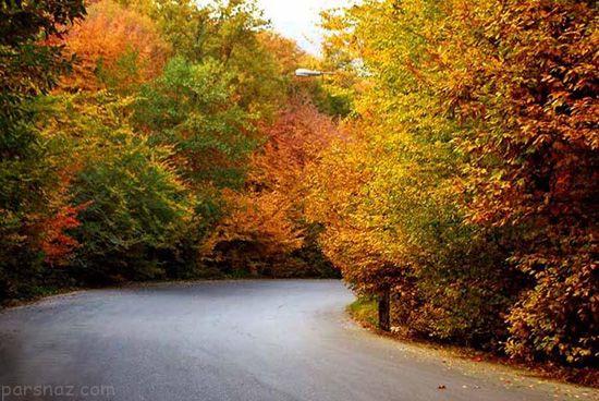 بهترین مقاصد گردشگری رویایی در فصل پاییز