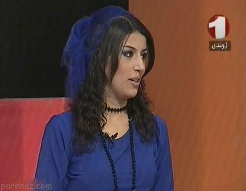 زیباترین زنان مجری بدون حجاب در تلویزیون افغانستان