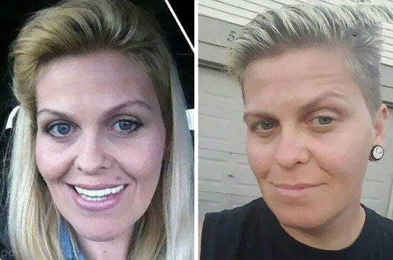 مادر و دختری که با هم تغییر جنسیت دادند +عکس