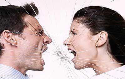 جنگ بر سر قدرت در زندگی زناشویی ممنوع