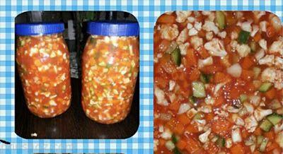 آموزش تهیه ترشی گوجه فصل خوشمزه