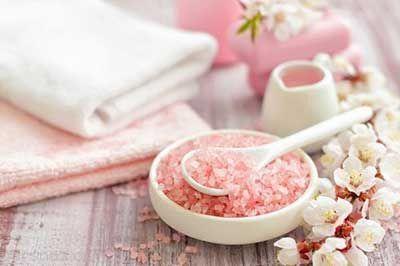 تاثیر عالی استفاده از نمک در سلامت موها