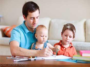 ترفندهای مدیریتی را از کودکی به فرزندان یاد دهیم