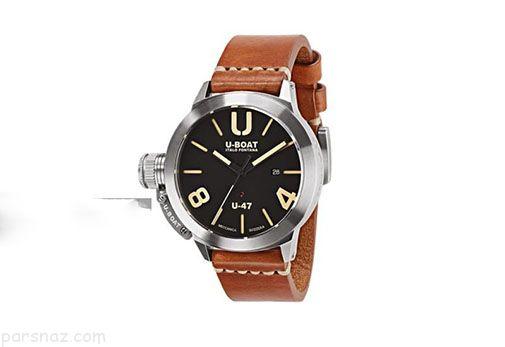 بهترین مدل های ساعت مچی گران قیمت