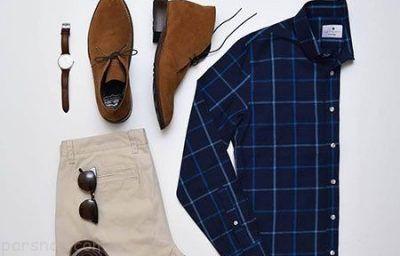 بهترین ست های لباس شیک پاییزی مردانه 2019