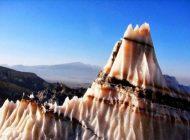 سفر به گنبد نمکی جاشک شاهکار طبیعت ایران
