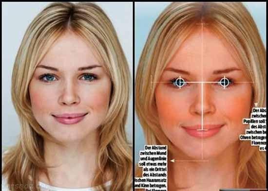 بیوگرافی فلورانس کلگیت جذاب ترین دختر بدون آرایش جهان