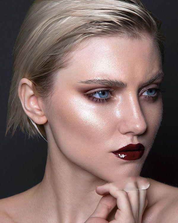 انواع بهترین مدل های آرایش صورت جذاب و جدید
