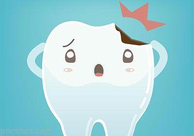چگونه از ایجاد لک بر روی دندان پیشگیری کنیم؟
