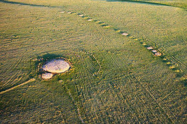 کشف 17 راز باستانی شگفت انگیز تاریخ