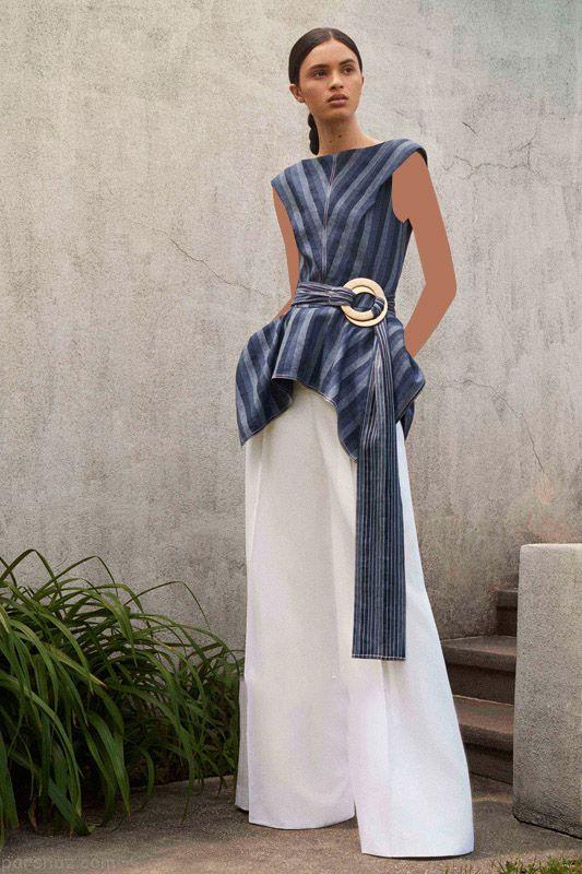 جذاب ترین مدل های لباس مجلسی برند Carolina Herrera