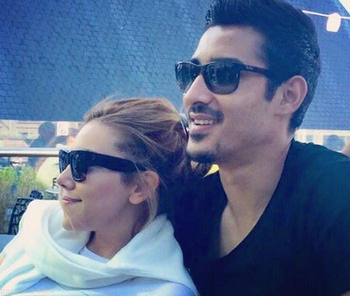عکس های جدید سروین بیات همسر رضا قوچان نژاد
