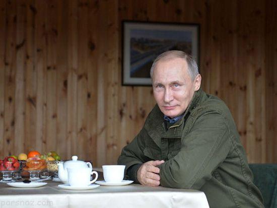 نگاهی به زندگی ولادیمیر پوتین از فقر تا قدرت