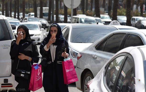 دختران عربستان پس از آزاد شدن رانندگی خانم ها