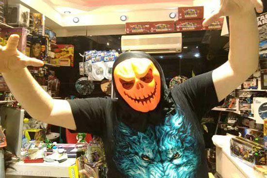 هالووین در ایران چه حال و هوایی دارد؟
