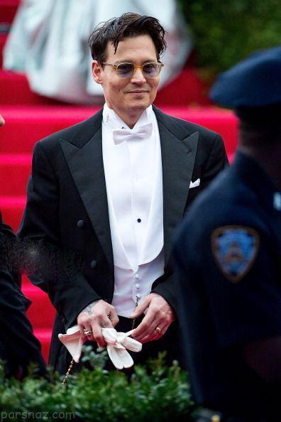 همراه با جانی دپ جذاب ترین بازیگر مرد آمریکا