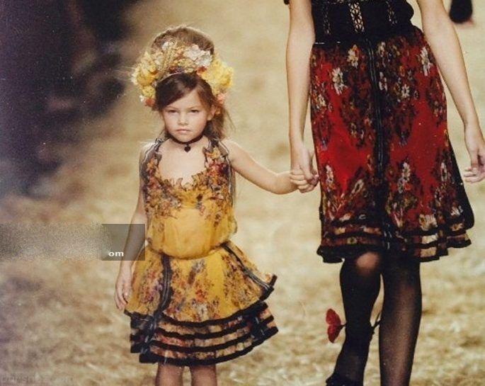 تایلن بلاندو زیباترین دختر چشم آبی جهان
