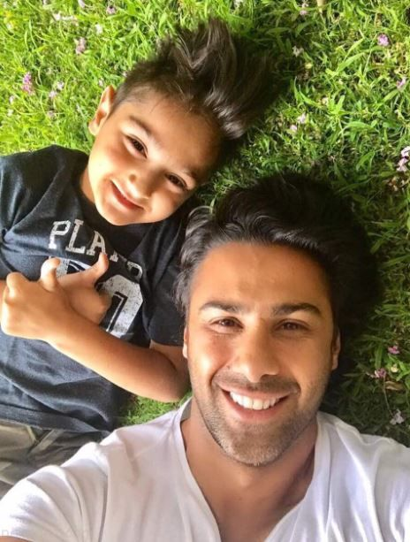 ستاره های سرشناس ایرانی در کنار فرزندانشان